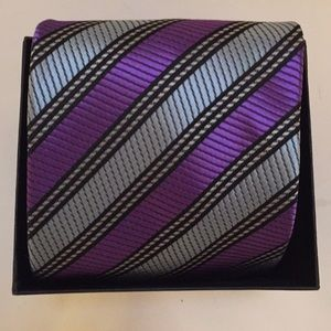 Italian beautiful tie... goes with everything!!